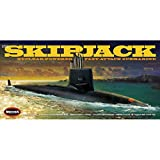 Unbekannt Moebius 1/72 USS Skipjack atomgetriebenen U-Boot modellbausatz # 1400