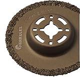 Herkules M5520 Hartmetall Segmentsägeblatt abgekröpft, für Multischleifer - Maße: Ø=65 - Für Material/Merkmale: Fliesen, Beton, Stein