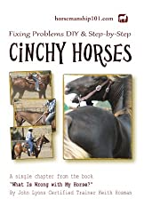 Cinchy Horses (What Is Wrong with My Horse? Book 18) (English Edition)