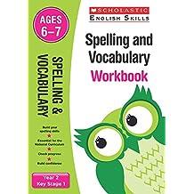 Spelling and Vocabulary Workbook (Year 2) (Scholastic English Skills)