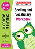 Spelling and Vocabulary Workbook (Year 2) (Scholastic English Skills)