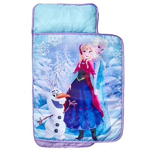 Disney FROZEN Cosy Wrap 110x72cm Eiskönigin Schlafsack Kinderschlafsack Camping Zelten Prinzessinnen (Prinzessin Schlafsack)