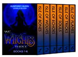 We Witches Three Books 1-6 Bundle: Demon Isle Witches Teen Adaptation (We Witches Three Bundles Book 1) (English Edition)