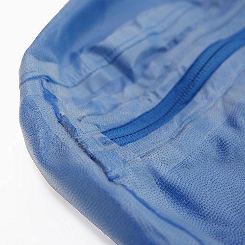 Kanga Care KRWETB_OS-S032 Nasstasche Säugling Jungen, nautical blau