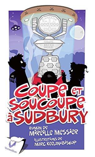 Coupe et soucoupe à Sudbury par Mireille Messier