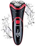 DynaBliss Electric Shavers Razor for Men,3D Rechargeable Electric Shaver Wet and Dry Men's