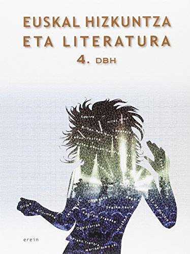 Euskal Hizkuntza eta Literatura DBH 4-9788497467292