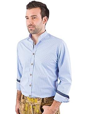 Pure Trachtenhemd Herren langarm C32603-11699 150