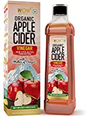 WOW Raw Apple Cider Vinegar - 750ml