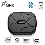 TKMARS GPS Tracker for Vehicles Waterproof Real-Time Anti-theft tracker 90-Days standby with strong