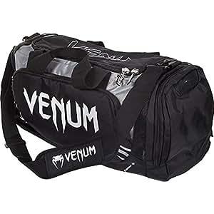 Venum Trainer Lite Borsone, 68 cm, 63 litri, Nero