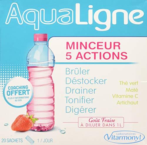 VITARMONYL Aqualigne Minceur 5 Actions Complément Alimenta