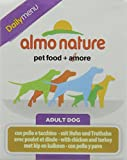 Daily Menu Hundefutter mit Huhn und Truthahn (12x 375 g)