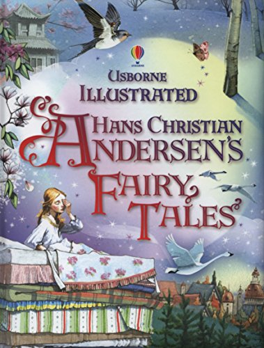 Hans Christian Andersen's Fairy Tales (Illustrated Story Collections)