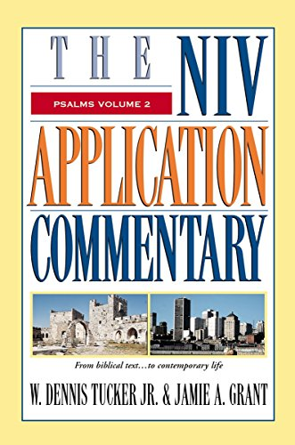 Psalms, Volume 2 (The NIV Application Commentary) (English Edition)