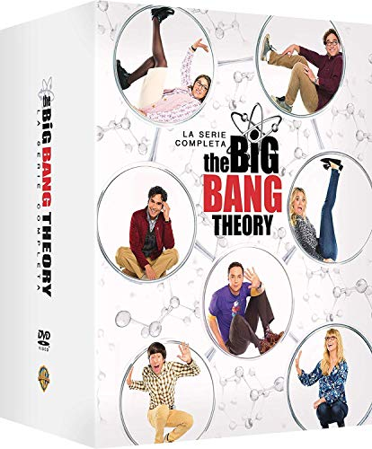 The Big Bang Theory, La Serie Completa (Stagione 1 - 12) + Buono Amazon da 10 EUR spendibile fino al 31.01.2020 su Amazon.it