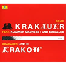 Krakauer Live In Krakow (feat. Klezmer Madness! & Socalled)