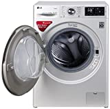 LG 6.5 kg Inverter Fully-Automatic Front Loading Washing Machine (FHT1265SNL.ALSPEIL, Luxury Silver)