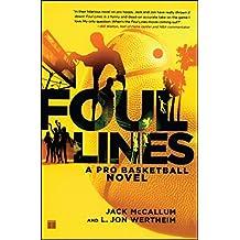 Foul Lines: A Pro Basketball Novel (English Edition)