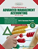 #8: A Ready Referencer on Advanced Management Accounting: Padhuka CA Final