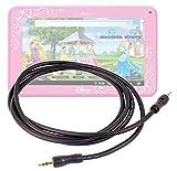 Duragadget Câble audio pour Vtech Storio Max 7' tablette tactile enfant (166805 et...
