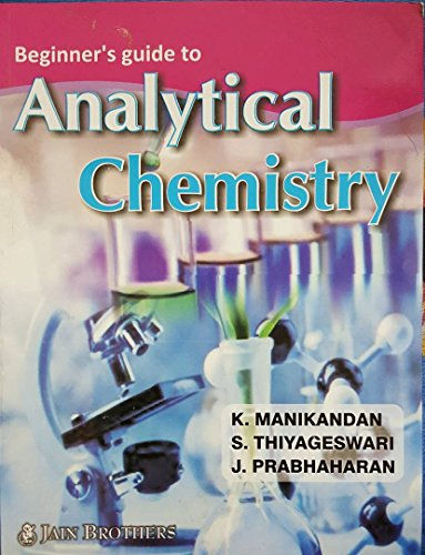 Beginner's Guide to Analytical chemistry