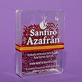 Azafrán hebra 1 gramo - Puro azafran español