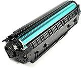 #2: 12A Black Toner Cartridge Compatible for LaserJet - 1010, 1012, 1015, 1018, 1020, 1022, 1022n, 3020, 3030, 3050, 3052, 3055, M1005, M1319f