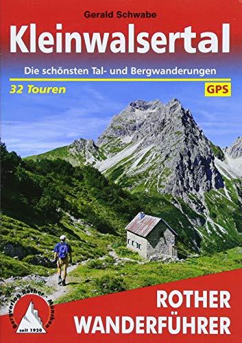 Kleinwalsertal: Die schönsten Tal- und Bergwanderungen. 32 Touren. Mit GPS-Tracks (Rother Wanderführer)