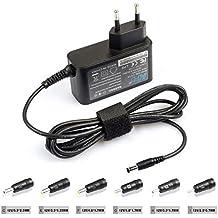 KFD Schaltnetzteil DC Stecker Ladegerät Universal Netzteil 12V Trafo 2A mit 6 Stecker 5,5mm x 2,5mm /4,0mm x 1,7mm / 4,8mm x 1,7mm / 3,5mm x 1,35mm / 2,5mm x 0,7mm / 5,5mm x 1,7mm   AC Adapter Ladekabel Schnellladegerät Reiseladegerät Netzladegerät