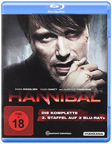 Hannibal - Staffel 3 [Blu-ray]