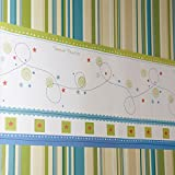 Forever Friends Little Star Self Adhesive Wallpaper Border