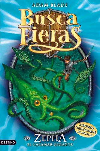 Zepha, el Calamar  monstruoso: Buscafieras 7
