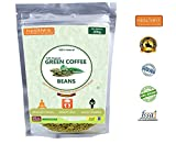 #8: 100% Organic Green Coffee Bean with Decaffeinated & Unroasted Arabica Coffee Beans - 200g