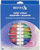 Reeves 10ml Water Colour 24 Tube Set