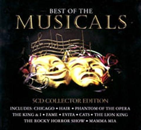 Best of Musicals 5cd