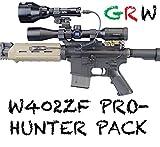 Die besten unbekannt Scopes Rifle - Wicked Lichter w402zf Pro Hunter Kit mit Grün Bewertungen