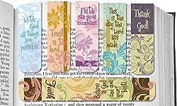 AngelStar Magnetic Bookmarks, Set of 6