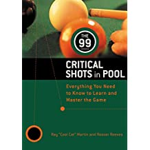 99 Critical Shots in Pool: Everything You Need to Know to Learn and Master the Game (Other) [Idioma Inglés]