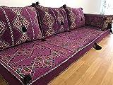 Orient Marrakesch Asiento Esquina, cojín de Suelo