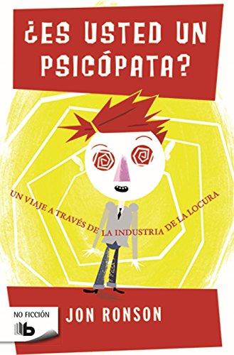 ¿Es usted un psicópata? (B DE BOLSILLO)