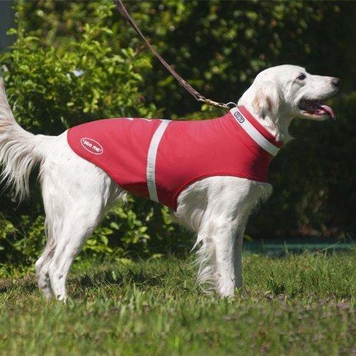 Corky 's Reflektierende & Wetterfest Hund Jacke