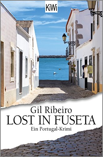 Lost in Fuseta: Ein Portugal-Krimi (Leander Lost ermittelt 1) - Portugiesische Ausgabe Kindle