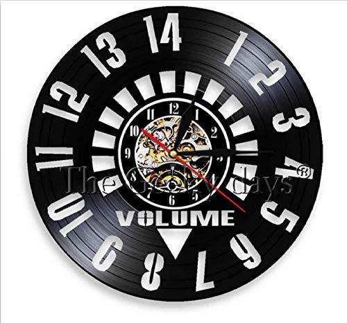 Txyang 1 Pieza De Vinilo Reloj De Pared Reloj De Pared