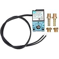 Boost Control électronique 3 ports, Commande de Suralimentation électronique Electrovanne avec Raccords en Laiton…