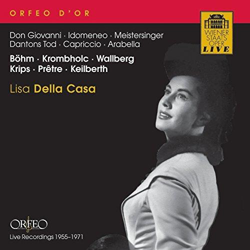 Lisa Della Casa (Live)