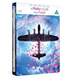 A Matter of Life and Death Steel-Book [4K restoration] [Blu-ray] [2018]