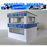 Greenhills Scalextric Slot Car Building Reims Marshalls Box Kit 1:32 Scale