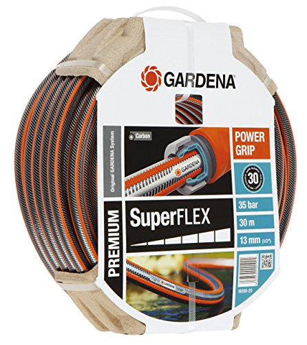 Gardena Tuyau Premium SuperFLEX Noir/Orange 30 x 20 x 20 cm 18096-20