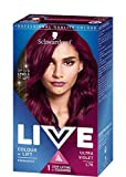 Schwarzkopf LIVE Color XXL Luminance L76 Ultra Violet Hair Colour